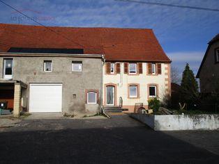 Annonce vente Maison avec garage bust