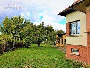 Annonce vente Maison avec garage drusenheim