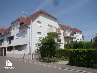 Annonce location Appartement avec garage Baldersheim