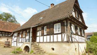 Annonce vente Maison avec grange drachenbronn-birlenbach