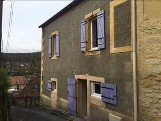 Annonce vente Maison avec jardin couze-et-saint-front
