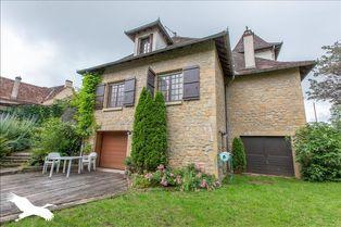 Annonce vente Maison avec terrasse aynac