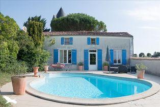 Annonce vente Maison avec piscine muron