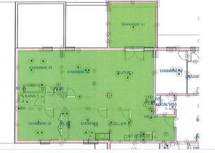 Annonce location Appartement avec terrasse talant