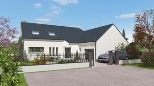Annonce vente Maison avec garage olivet