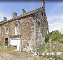 Annonce vente Maison avec cave pont-d'ouilly