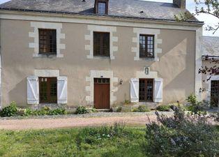 Annonce vente Maison en pierre meigné-le-vicomte