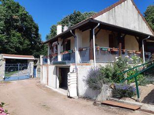 Annonce vente Maison avec garage pouilloux