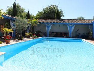 Annonce vente Maison avec piscine biganos