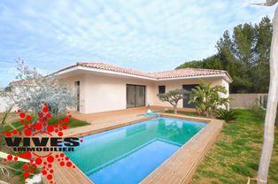 Annonce vente Maison avec terrasse portiragnes