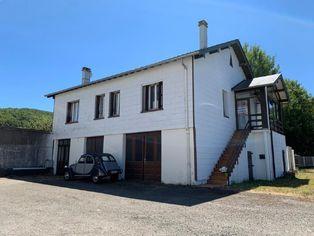 Annonce vente Maison avec garage murat-sur-vèbre