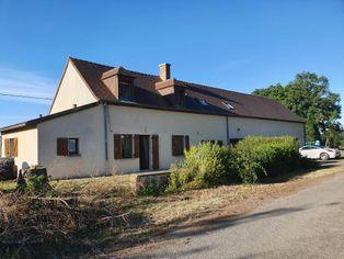 Annonce vente Maison avec garage Voussac