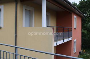 Annonce vente Appartement avec terrasse lévignac
