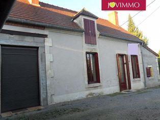 Annonce vente Maison meaulne-vitray
