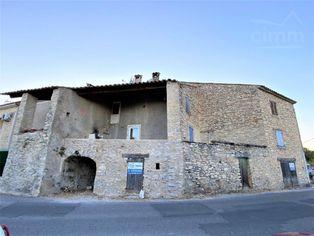 Annonce vente Maison en pierre châteauneuf-val-saint-donat