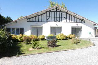 Annonce vente Maison avec garage pouillon