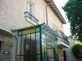 Annonce vente Maison avec terrasse roanne
