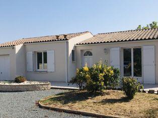 Annonce vente Maison avec garage saint-pierre-d'oléron
