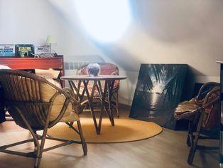 Annonce vente Appartement en duplex hennebont