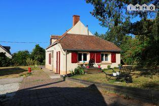 Annonce vente Maison avec terrasse bray-saint-aignan