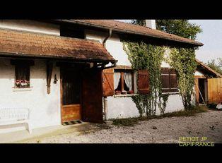 Annonce vente Maison de plain-pied saint-martin-en-bresse