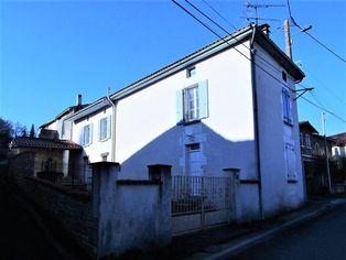 Annonce vente Maison avec cheminée marcillac-lanville