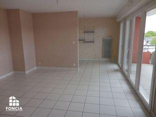 Annonce location Appartement avec parking Hennebont
