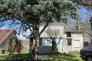 Annonce vente Maison au calme aubigné-racan