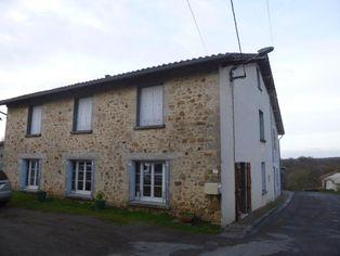 Annonce vente Maison avec cheminée brigueuil