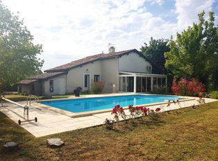 Annonce vente Maison avec piscine foulayronnes