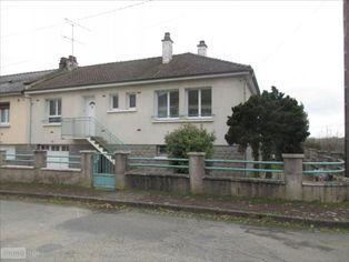 Annonce vente Maison avec garage ernée
