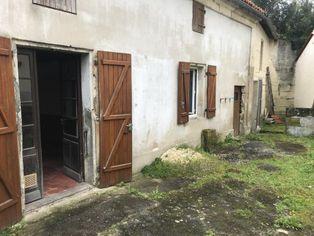 Annonce vente Maison à rénover nersac