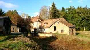 Annonce vente Maison avec grange vicq-sur-breuilh