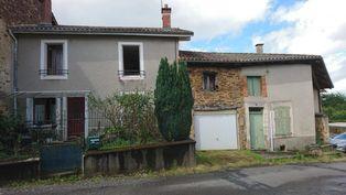 Annonce vente Maison avec cave chaillac-sur-vienne