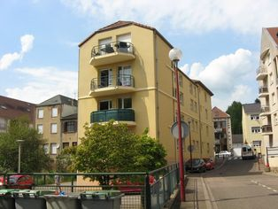 Annonce location Appartement avec parking creutzwald