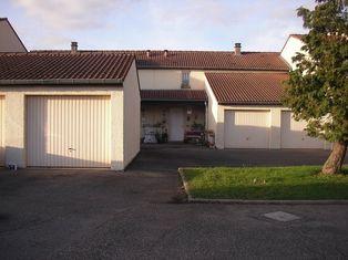 Annonce location Maison avec garage sarralbe