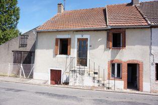 Annonce vente Maison avec garage ternant