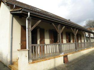 Annonce vente Maison avec garage fargues-sur-ourbise