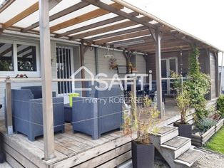 Annonce vente Maison avec garage la ferrière-aux-étangs