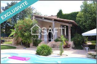 Annonce vente Maison avec terrasse brignoles