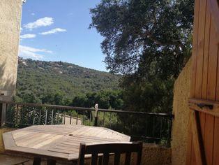 Annonce vente Appartement avec terrasse grosseto-prugna