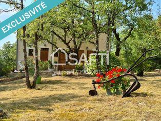 Annonce vente Maison avec garage laroque-des-arcs