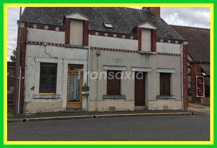 Annonce vente Maison à rénover neuvy-sur-barangeon