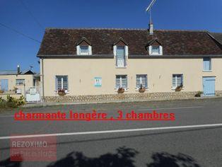 Annonce vente Maison avec bureau azay-le-ferron