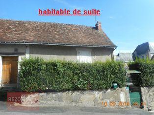 Annonce vente Maison plein sud preuilly-sur-claise