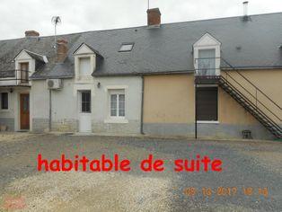 Annonce vente Maison avec dépendance Mézières-en-Brenne
