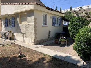 Annonce vente Maison avec terrasse marseille 14eme arrondissement
