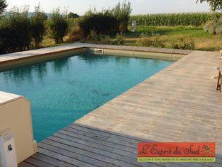 Annonce vente Maison avec piscine albi