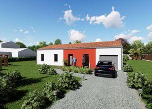 Annonce vente Maison avec terrain constructible le poiré-sur-vie