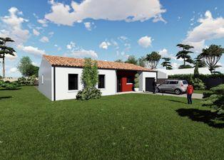 Annonce vente Maison avec terrain constructible saint-hilaire-la-palud